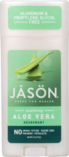 Jason Aloe Vera Deodorant Stick Perspective: front