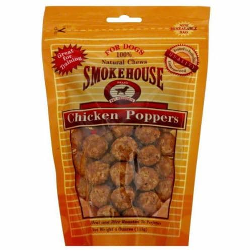 Smokehouse Chicken Poppers Perspective: front