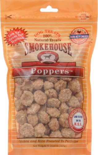 Smokehouse Poppers Perspective: front