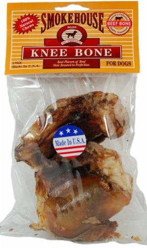 Smokehouse Beef Knee Bones Perspective: front