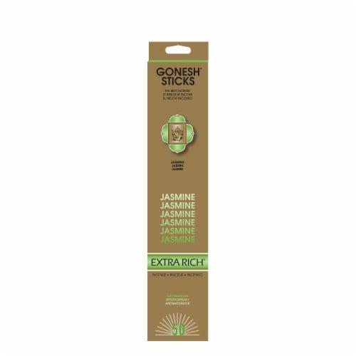 Gonesh® Jasmine Incense Sticks Perspective: front