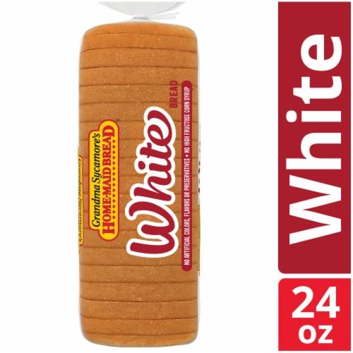 Grandma Sycamore's Home-Maid White Bread Perspective: front