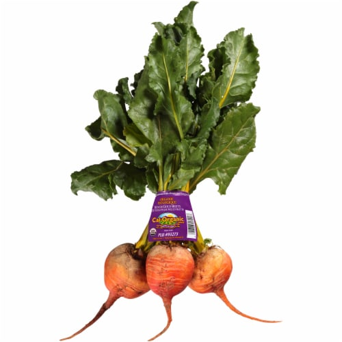 Cal-Organic Grim Beets Perspective: front