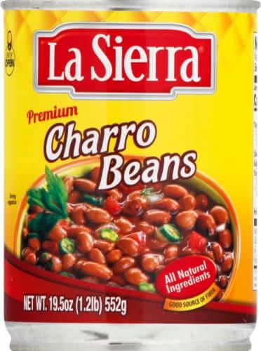 La Sierra Premium Charro Beans Perspective: front