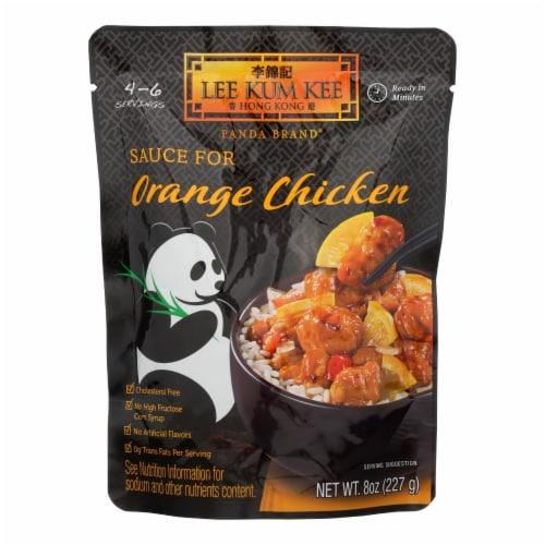 Lee Kum Kee Mandarin Orange Chicken Sauce Perspective: front