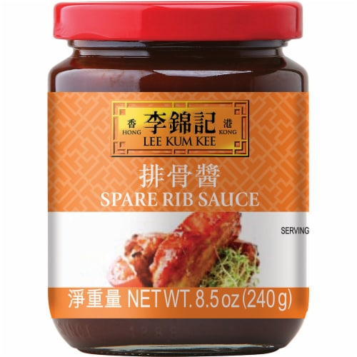 Lee Kum Kee Spare Rib Sauce Perspective: front