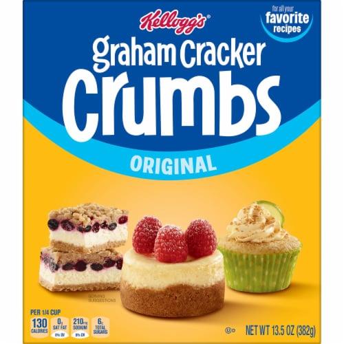 Keebler Graham Cracker Crumbs Perspective: front