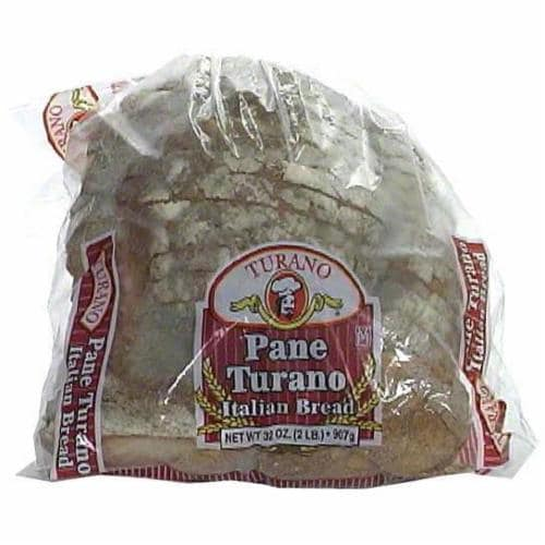 Turano Pane Turano Italian Bread Perspective: front