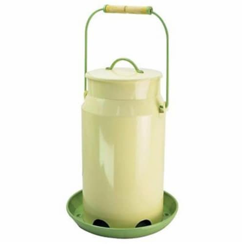 Woodstream MCF001 Milk Pail Hopper Feeder Perspective: front