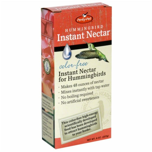 Perky-Pet Natural Sweetener Nectar Perspective: front