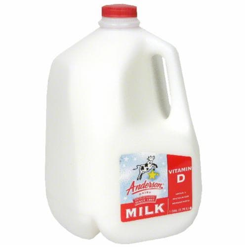 Anderson Vitamin D Whole Milk Perspective: front