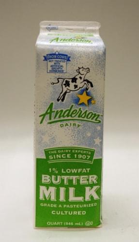Anderson Erickson 1% Buttermilk Perspective: front