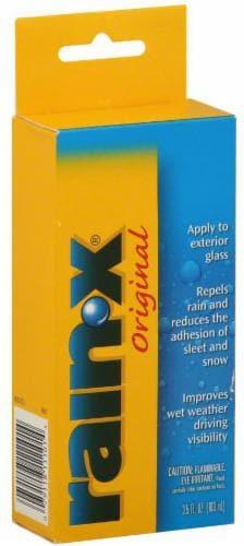Rain-X® Original Transparent Polymer Windshield Coating Liquid Perspective: front