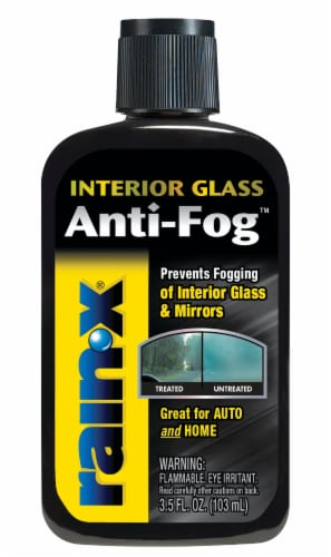 Rain-X® Interior Glass Anti Fog Perspective: front