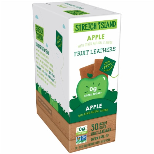 Stretch Island Original Fruit Leather Apple Perspective: front