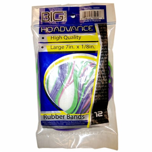 HQ Advance Rubber Bands - 12 Pack Perspective: front
