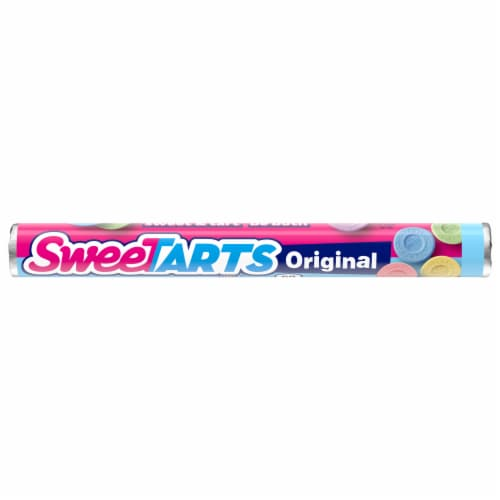 SweeTARTS Original Candy Rolls Perspective: front