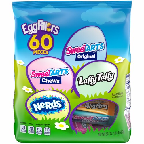 EggFillers Assorted Easter Candy Perspective: front
