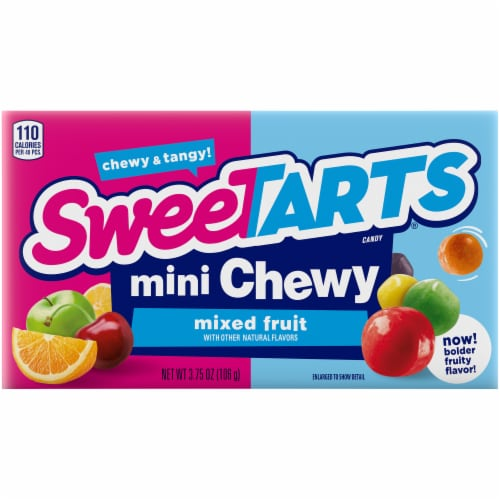 SweeTARTS Mini Chewy Candy Perspective: front