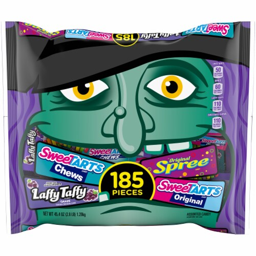 Ferrara Assorted Halloween Candy 185 Count Perspective: front