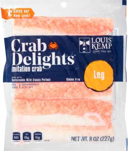 Louis Kemp Crab Delights Leg Style Perspective: front