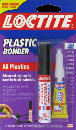 Loctite® Plastic Bonder Perspective: front