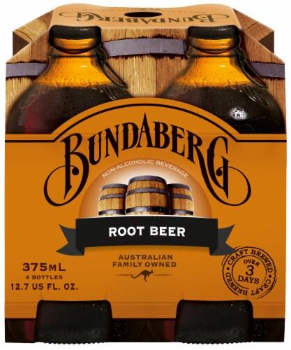 Bundaberg Root Beer Perspective: front