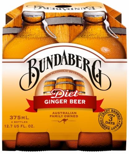 Bundaberg Diet Ginger Beer Perspective: front