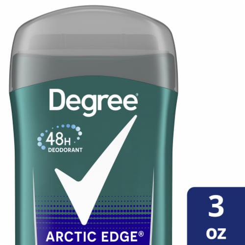 Degree Men Arctic Edge Fresh Deodorant Stick Perspective: front