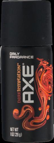 Axe Dark Temptation Body Spray Perspective: front