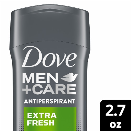 Dove Men+Care Extra Fresh Antiperspirant Stick Perspective: front