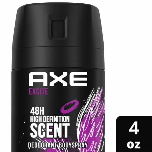 Axe Excite Deodorant Body Spray Perspective: front