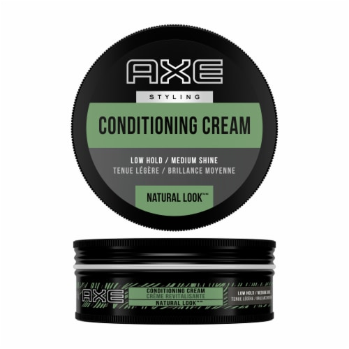 Axe Styling Natural Look Conditioning Cream Perspective: front