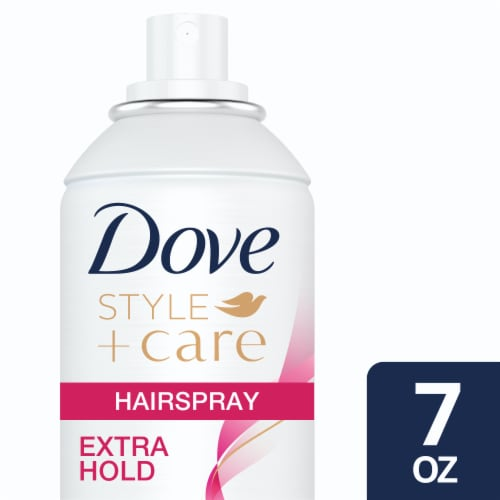 Dove Style + Care Extra Hold Hairspray Perspective: front