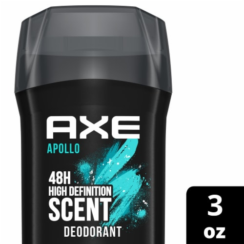 Axe Apollo Deodorant Stick Perspective: front