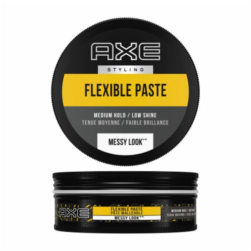 Axe Messy Look Flexible Hair Paste Perspective: front