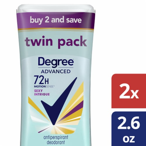 Degree MotionSense Sexy Intrigue Anti-Perspirant & Deodorant Perspective: front