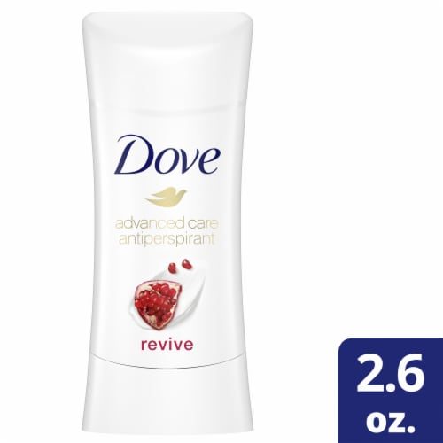 Dove Advanced Care Revive Antiperspirant Deodorant Stick Perspective: front