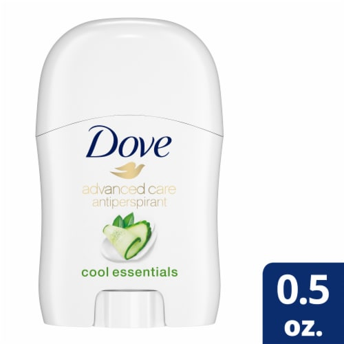 Dove Advanced Care Cool Essentials Anti-Perspirant & Deodorant Perspective: front