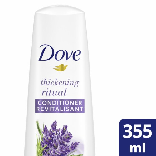 Dove Nourishing Secrets Thickening Ritual Conditioner Perspective: front