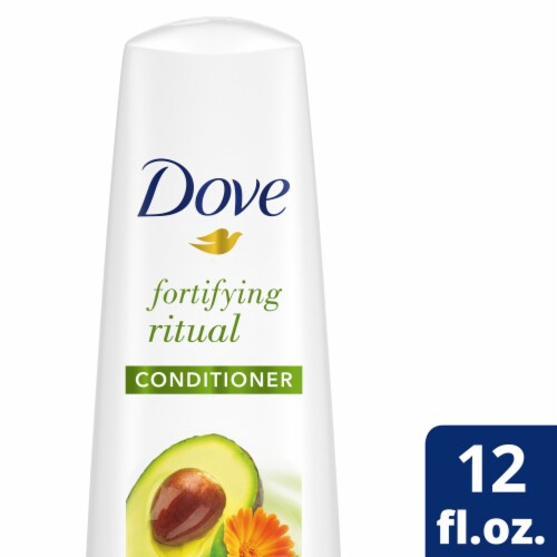 Dove Nourishing Rituals Fortifying Ritual Conditioner Perspective: front