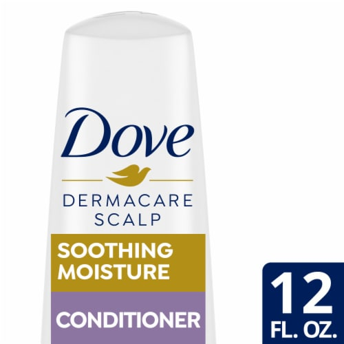 Dove Dermacare Scalp Anti-Dandruff Conditioner Perspective: front