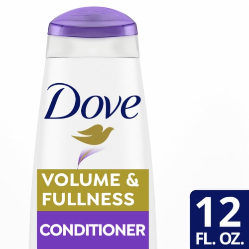 Dove Nutritive Solutions Volume & Fullness Conditioner Perspective: front