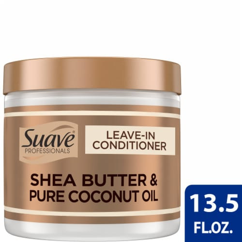 Suave Professional Nourish & Strengthen Leave-In Conditioner Perspective: front