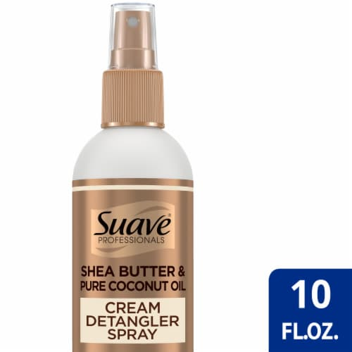 Suave® Professionals Detangler Spray Cream for Natural Hair Perspective: front