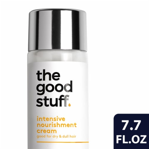 the good stuff Intensive Nourish Cream No-Rinse Conditioner Perspective: front