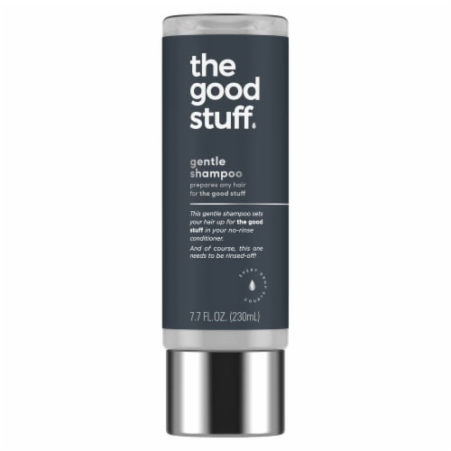 the good stuff Gentle Shampoo Perspective: front