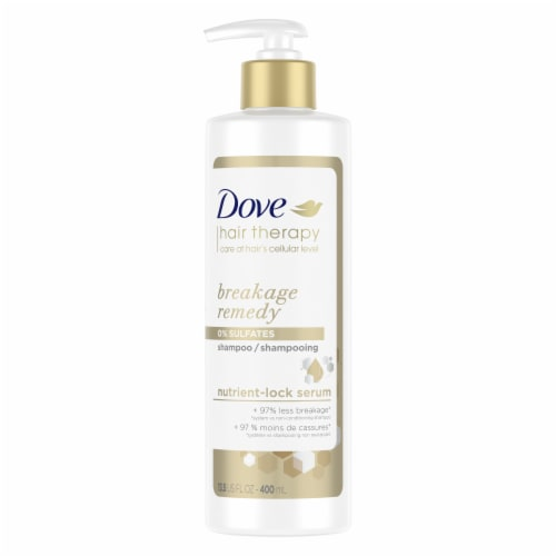 Dove Hair Therapy Breakage Remedy Shampoo Perspective: front