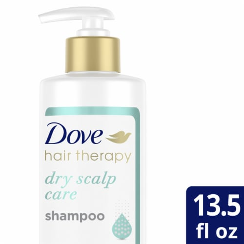 Dove Hair Therapy Dry Scalp Care Shampoo Perspective: front