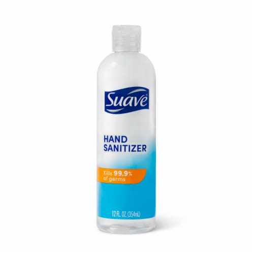 Suave Hand Sanitizer Perspective: front